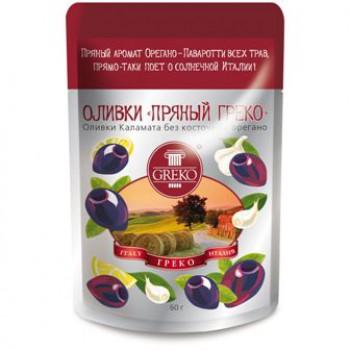 """Оливки """"Пряный Греко"""" (Snack)"""