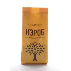 Кэроб необжаренный (порошок из плодов рожкового дерева), 200 г.