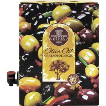 "Масло оливковое, ""Для Жарки"" ТМ ""ГРЕКО"" (Rafined olive-pomace oil), 3 л."