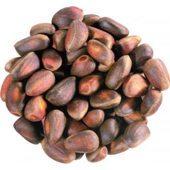 Кедровый орех, в скорлупе, 100 гр.