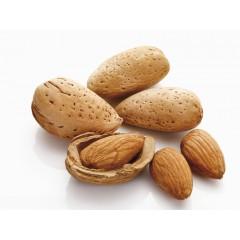 Миндаль, орех нежареный, в скорлупе, 100 гр.