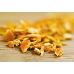 Апельсин сушеный, цедра, 100гр