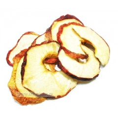 Яблоко сушеное, хрустящее, Киргизия, 100 гр.