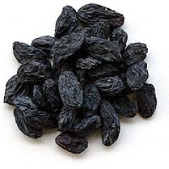 Кишмиш черный без хвостика, 1-й сорт, 100 гр.