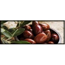 Средиземноморские закуски (оливки, томаты, брускетта и др.) из Греции